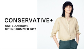 CONSERVATIVE+ SPRING SUMMER 2017