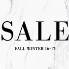 2016 AUTUMN & WINTER SALE 開催