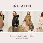 AERON POP-UP STORE