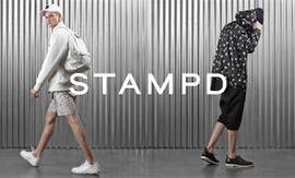 <STAMPD> 2015 SPRING & SUMMER LOOK BOOK