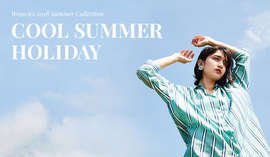 COOL SUMMER HOLIDAY - BEAUTY&YOUTH WOMENS SUMMER2018