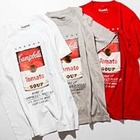 <Campbell's Soup> × <BEAUTY&YOUTH> TEE SHIRTS