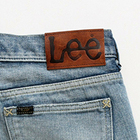 <LEE> × <BEAUTY&YOUTH> PATCH DENIM