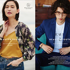 カタログ「BEAUTY&YOUTH UNITED ARROWS 2017 SUMMER ISSUE」を配布中です。