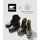 <SOREL>×<BEAUTY&YOUTH>CHEYANNE LACEFULL Ⅱ