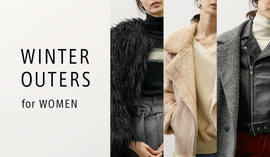 WINTER OUTERS for WOMEN