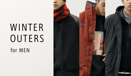 WINTER OUTERS for MEN