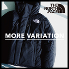 THE NORTH FACE MORE VARIATION 開催中!!