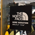 THE NORTH FACE MORE VARIATION開催中!