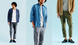 EASY PANTS SERIES -2018 SPRING-