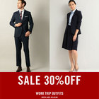 【30%OFF】 <WORK TRIP OUTFITS>WINTER SALE 開催!