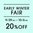 ★。・。・EARLY WINTER FAIR・。・。★