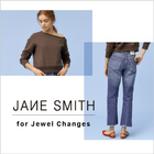 JANE SMITH for Jewel Changes -別注アイテムが到着-