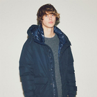 "<THE NORTH FACE PURPLE LABEL> ""LONG SEROW"""
