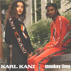 <KARL KANI>×<monkey time>Capsule collection