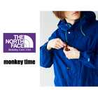 "<THE NORTH FACE PURPLE LABEL><monkey time>Exclusive ""SHORT MOUNTAIN PARKA"