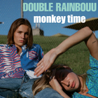 <DOUBLE RAINBOUU>×<monkey time>Capsule Collection