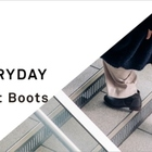 EVERYDAY Short Boots ~冬の相棒~