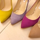 NEW COLOR PUMPS -Winter>>Spring-