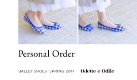 "2017 SPRING""BALLET SHOES"