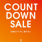 COUNT DOWN SALE&NEW YEAR SALE!!!