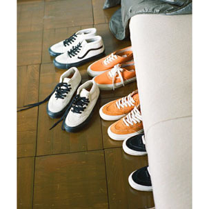 VANS Curated by OUR LEGACY