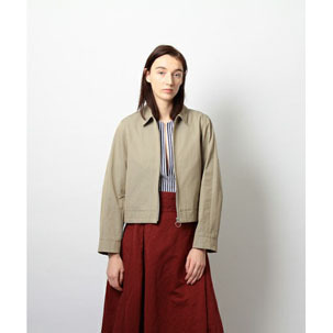 2017 WOMEN'S SPRING OUTERWEAR COLLECTION