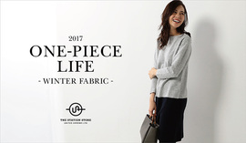 ONE-PIECE LIFE ~Winter Fabric~