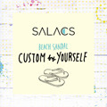 「SALACS BEACH  SANDAL CUSTOM BY YOURSELF」開催