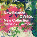 "New Balance CW620 New Collection ""MOTION EMOTION"""
