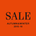 2015 AUTUMN & WINTER SALE 開催