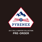 PYRENEX 2017 FALL & WINTER COLLECTION PRE-ORDER