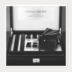 "UNITED ARROWS BELT TRUNK SHOW ""MADE IN ITALY"""