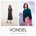 VONDEL 2018 Spring and Summer Collection