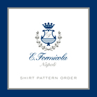 <Errico Formicola> SHIRT PATTERN ORDER