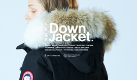 2019 A/W  Down Jacket. Womens