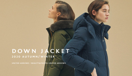 DOWN JACKET 2020 AUTUMN/WINTER