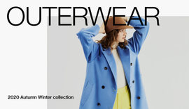OUTERWEAR 2020 Autumn Winter collection