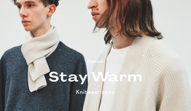 Stay Warm knitwear 2020