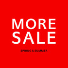 2019 SPRING & SUMMER MORE SALE 開催
