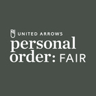 UNITED ARROWS PERSONAL ORDER FAIR AUTUMN & WINTER 2019