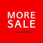 2020 AUTUMN & WINTER MORE SALE 開催