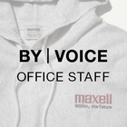 【MEN'S】maxell×BY