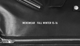 2015FW Men's Collection