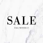 2017 FALL & WINTER SALE 開催