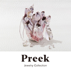 Preek Jewelry collection at ASTRAET SHINJUKU