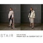 STAIR POP-UP STORE at ASTRAET SHINJUKU