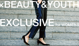 ×<BEAUTY&YOUTH>EXCLUSIVE FOR WOMENS