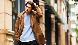 MENS OUTERWEAR at THE MODERN CITY
