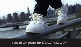 <adidas Originals>for<BEAUTY&YOUTH>